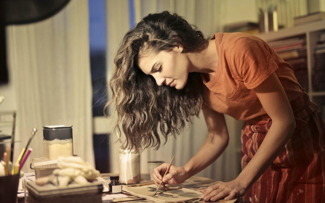 Heb je er ooit al over nagedacht om van je hobby je beroep te maken?