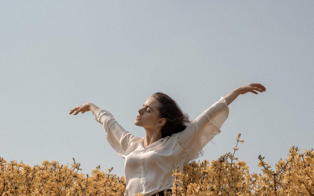 Inspire Forward helpt je terug goed in je vel te voelen